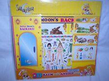 Sailor Moon - 3 D Raum mit Anzieh.Set----Bäckerei - Neu,OVP,Rarität