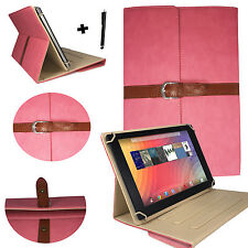 Asus Transformer Book T1 - 10.1 zoll Tablet Tasche Hülle Case - Stylisch Pink 10