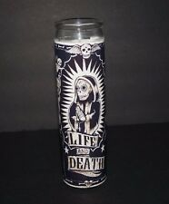 SANTISIMA SANTA MUERTE Prayer Altar Church Candle Novena Lady of the HOLY DEATH