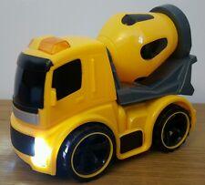 Costruttori edili MIXER camion con luci, suoni di potenza di attrito giocattoli età 3+