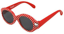 Lunettes de soleil HELLO KITTY 100% Protection UV Rouge [NEUF]