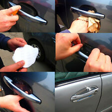 New Universal Auto SUV Door Handle Invisible Protector Films Scratches Sticker