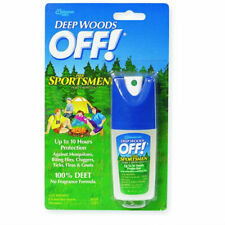 OFF! Deep Woods Sportsmen Insect Repellent (3 PACK)