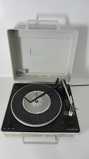 Emerson Swingmate Model A-25 Portable Record Player BSR Turntable