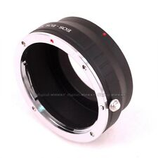 Canon EOS-EOS M Lens Mount Adapter Tube Ring for EF EF-S Lens to EOSM EFM Camera