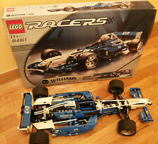 LEGO RACERS 8461 - WILLIAMS F1 TEAM RACER - COMPLETA