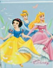 Disney Princess Small Memo Book Autograph Book Snow White Aurora Cinderella