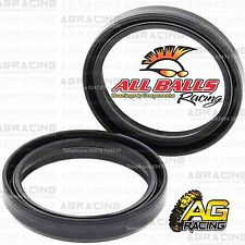 All Balls Fork Oil Seals Kit For Suzuki RM 125 1996 96 Motocross Enduro New