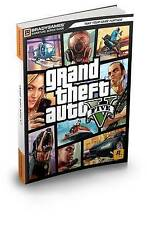Grand Theft Auto V Signature Series Strategy Guide, By Bradygames,in Used but Go