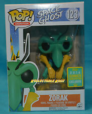 Space Ghost - Zorak SCE 2016 Exclusive Pop! Vinyl Figure SDCC + Protector