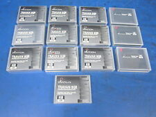 LOT OF 13 USED  IMATION TRAVAN COMPATIBLE TRAVAN NS 8GB (TR-4)  DATA CARTRIDGE