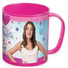 DISNEY VIOLETTA PLASTICA microwaveable tazza da 350ml