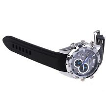 8gb Spy watch reloj una cámara oculta reloj pulsera cam 1080p Full HD Video Voice a87