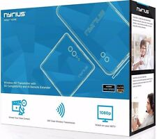 Nyrius NAVS500 Home HDMI Digital Wireless Transmitter & Receiver for HD 1080p