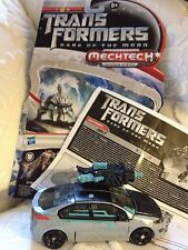 Transformers Dark of the Moon - Mechtech - AUTOBOT JOLT Hasbro Toy VGC