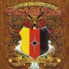 Rockin' the Rhein with the Grateful Dead [Digipak] by Grateful Dead (CD,...