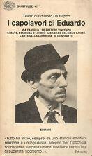 I muchas obras de arte por Eduardo Volume Segundo - Einaudi 1973