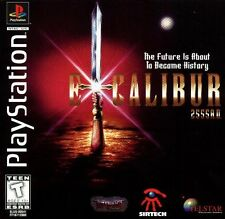 Excalibur 2555 AD PS1 Great Condition Fast Shipping