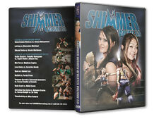 Official Shimmer Women Athletes Volume 59, Female Wrestling Event DVD