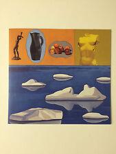 David Salle, carta di invito vista private, Waddington Gallery, 2003