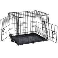 Dog Crates Cages Puppy Small Medium Large Pet Carrier Training Vet Cage Extra