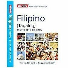 Berlitz Filipino (Tagalog) Phrase Book & Dictionary, Berlitz, New Books