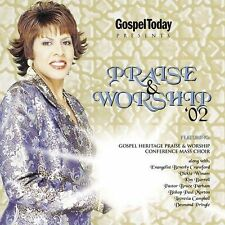 Today Magazine Presents: Praise and Worship 2002 - Various Artists  - CD