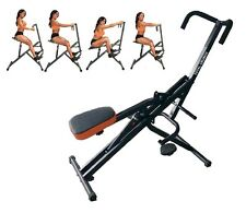 Total Body Crunch Six Pack Core Horse Riding Machine Ab Training W Monitor 2017