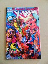 X-men 1.  Marvel Deutschland . 1997 - VF