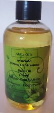 Pure Avocado Oil Carrier Oil 100ml Cold Pressed Natural Oil Persea Gratissima
