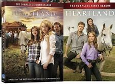Heartland: The Complete Series Season 8 And Season 9 - Dvds Use ( Very Good)