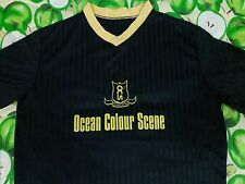 VINTAGE OCEAN COLOUR SCENE OCS - SUEDE PULP OASIS MANIC SMITHS JERSEY T SHIRT