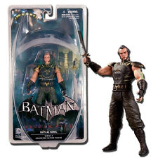 DC Direct Batman Arkham City Series 3 Ra's Al Ghul 6-Inch Action Figure