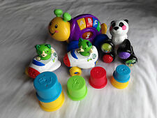 4 x Children's Musical Toys and Stacking Toy