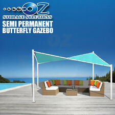 Butterfly style Gazebo Marquee Canopy Wedding Shade Market Display Tent