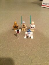 star wars lego mini figures lot
