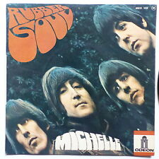 BEATLES Rubber soul Michelle meo 102 france