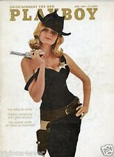 PLAYBOY MAGAZINE* JUNE 1966 * THE GIRLS OF TEXAS* INTERVIEW WITH MIKE NICHOLS