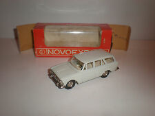 1/43 Moskvitch -426  Novoexport  A3 white USSR / CCCP 1977 diecast model