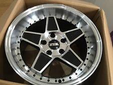 "FYK ED3 16"" 8j 9j Et20 Alloy Wheels 5x120 EURO DRIFT Bmw E30 M3 E36 BBS RS"