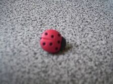 Ladybug   Novelty Buttons Lot of 2
