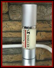 ORGANIC 2% RETINOL STRONG DEEP WRINKLE FIRMING FILLING CREAM NATURAL SERUM