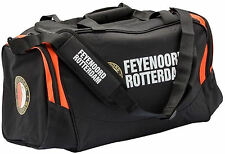 Sporttas Feyenoord Zwart Football Sports Bag Sporttasche Sac de Sport Tas New!!