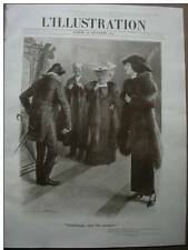 L'ILLUSTRATION 3642  14/12/1912 DE LARISSA A SALONIQUE TCHATALDJA CONSTANTINOPLE