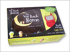 The Way Back Home Gift Set, Jeffers, Oliver, Good, Hardcover
