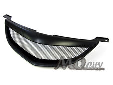 Front Replacement Grille Grill for 04-06 Mazda 3 Mazda3 Sedan 4DR BLACK 05