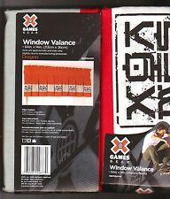 X Games Dragon Window Valance NEW IN BAG