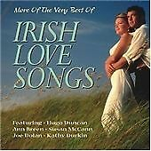 More of the Very Best Of... Irish Love Songs, Various Artists, Very Good CD