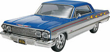 REVELL 1/25 '63 Chevy® Impala™ SS™ Plastic Model Kit #14278 MONOGRAM