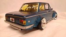 BMW 2002 Turbo CLEAR Body 1/10 scale to fit mst yokomo tamiya lrp hpi
